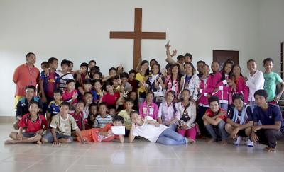 The rise of Christianity in Cambodia – Philip Coggan