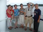 Jamestown River Ferry Ride VA